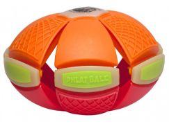 Phlat Ball JR. Svítící ve tmě - Červeno-oranžová