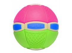 Phlat Ball JR. Svítící ve tmě - Růžovo-zelená