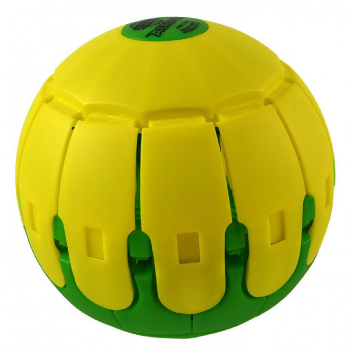 Phlat Ball UFO Žluto-zelená #5