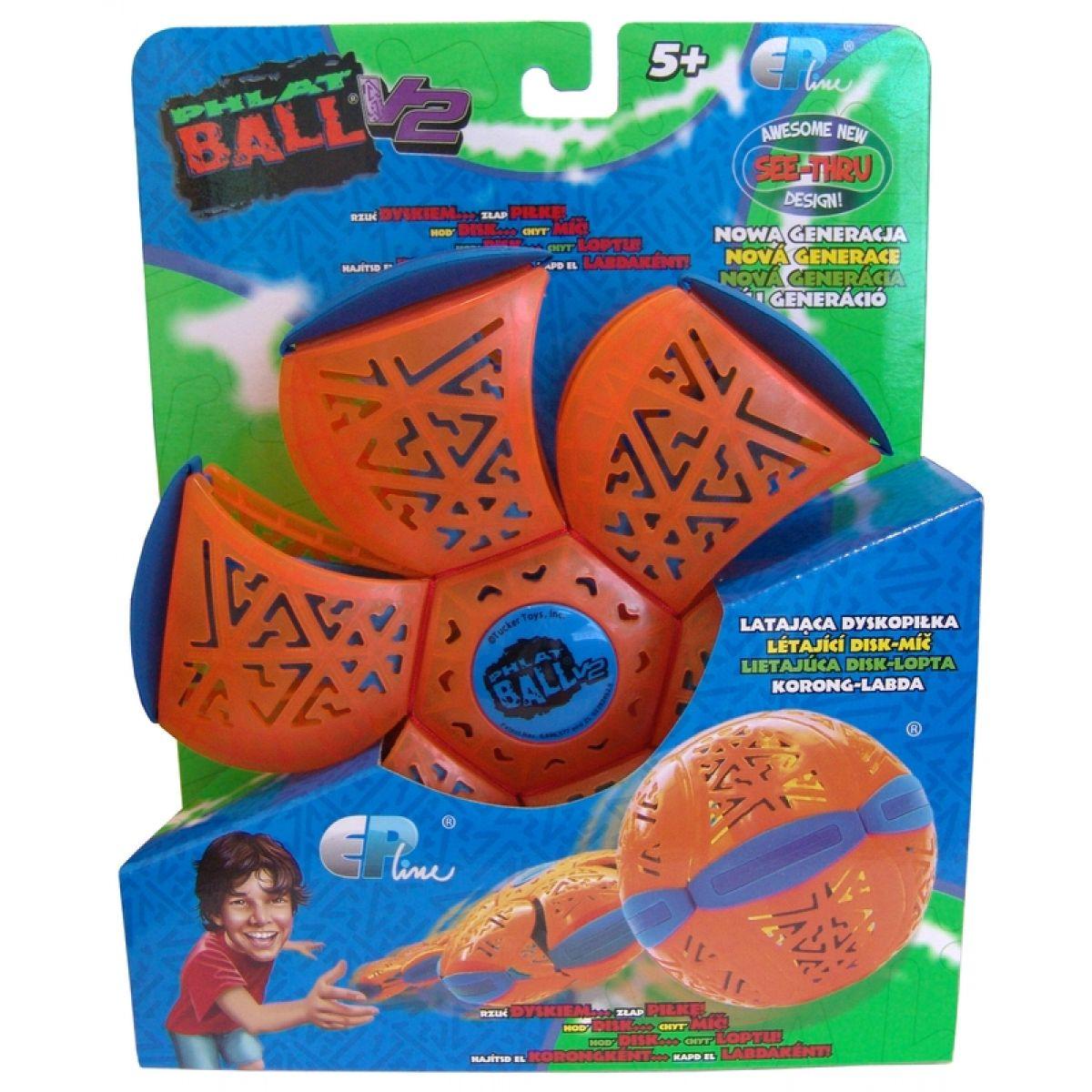 PHLAT BALL V2 - Oranžová