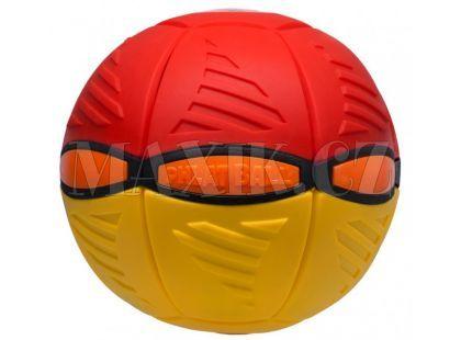 Phlat Ball V3 - Červeno-žlutá