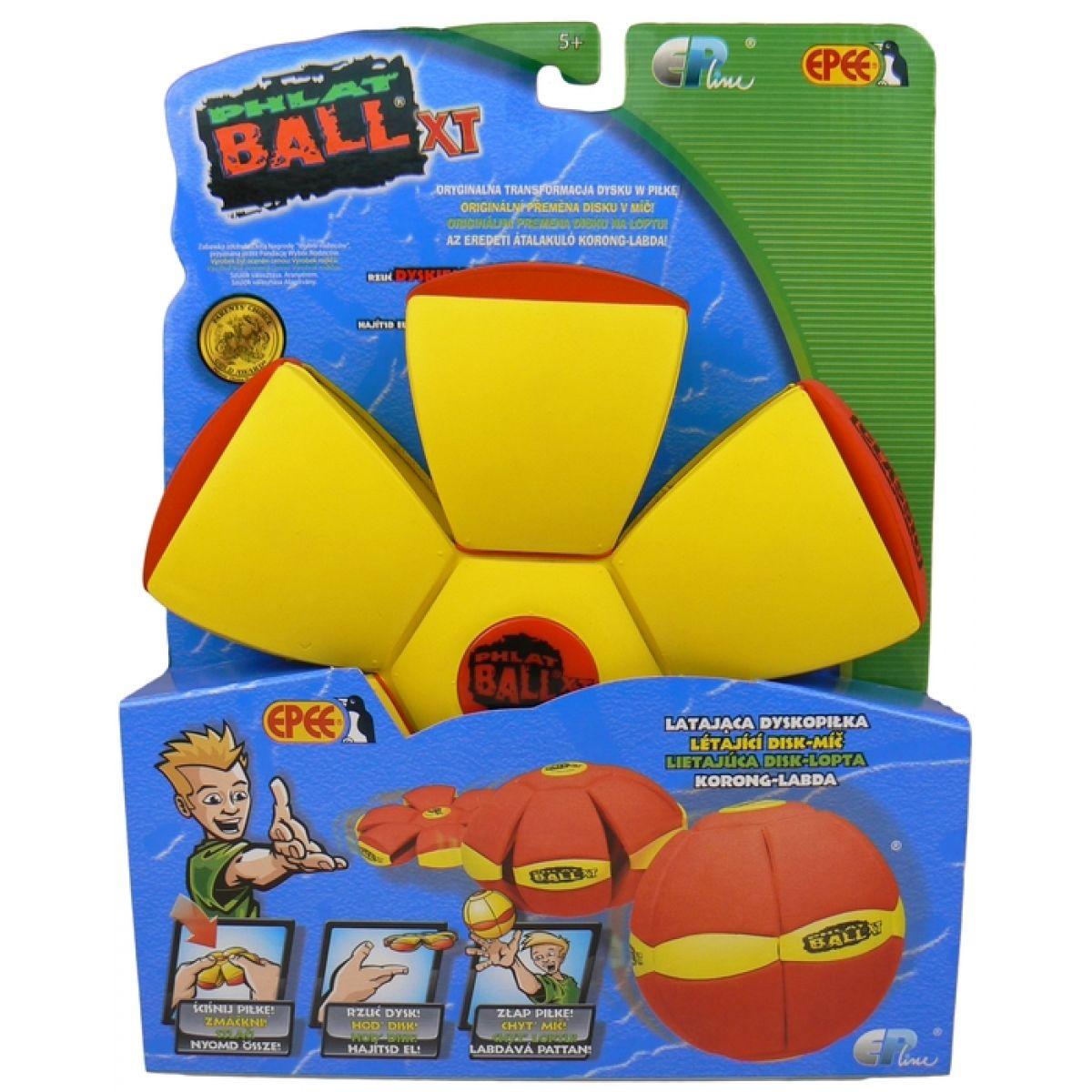 Phlat Ball XT Classic - Žlutá