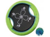 Phlat disc s míčkem zelený