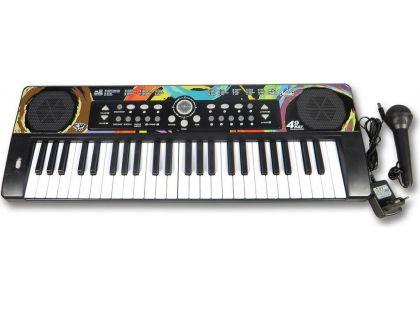 Piano 49 kláves s nabíječkou