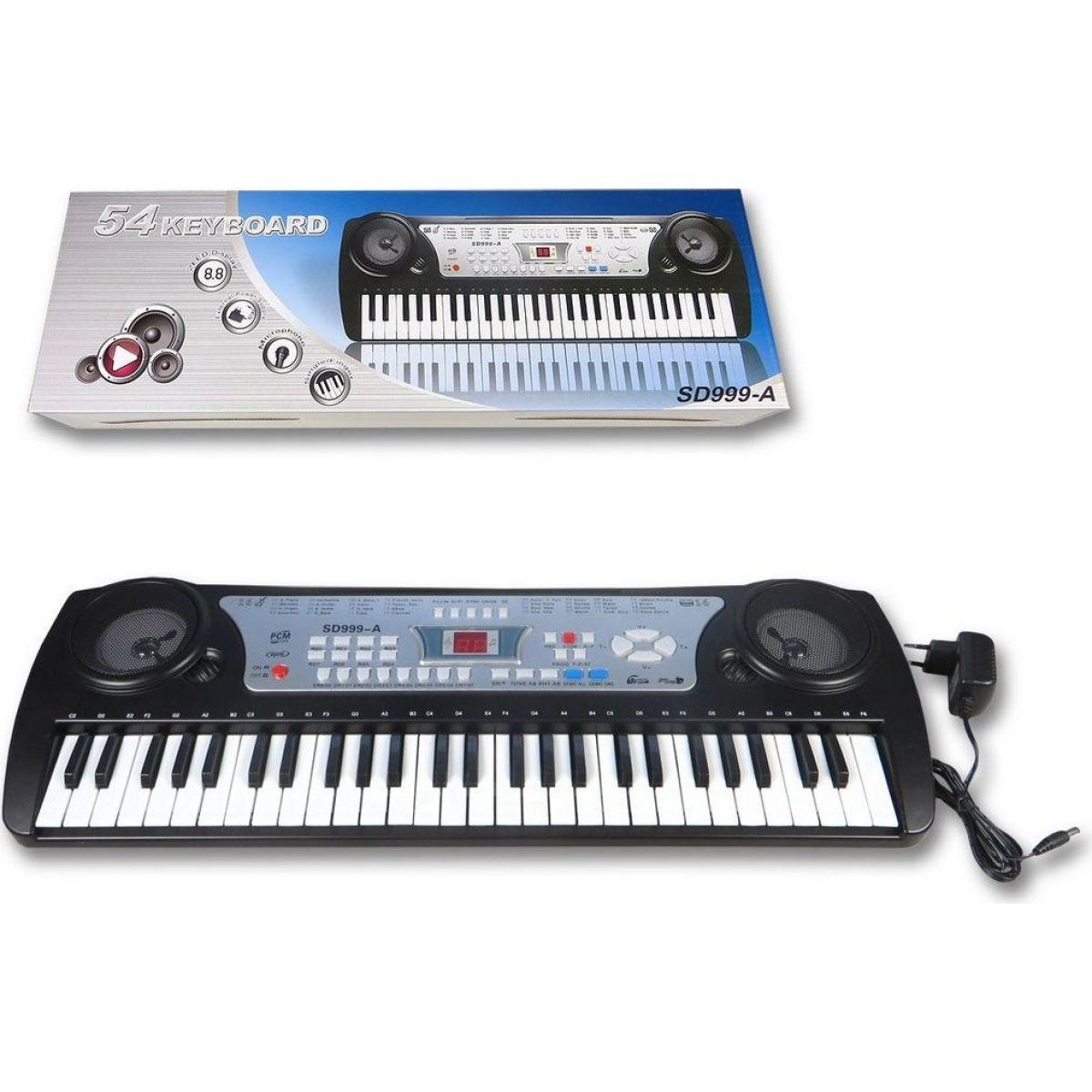 Piano 54 kláves s nabíječkou