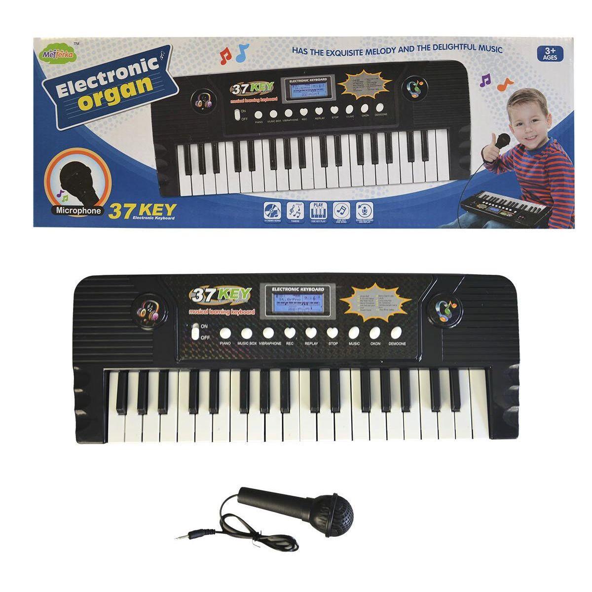 Piáno elektronické 37 kláves 43cm