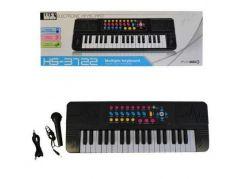 Piáno s mikrofonem 28 funkcí 37 kláves