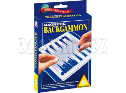 Piatnik Backgammon magnet