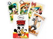 Piatnik Černý Petr Mickey Mouse v papírové krabičce