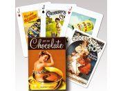 Piatnik Karty Poker Čokoláda