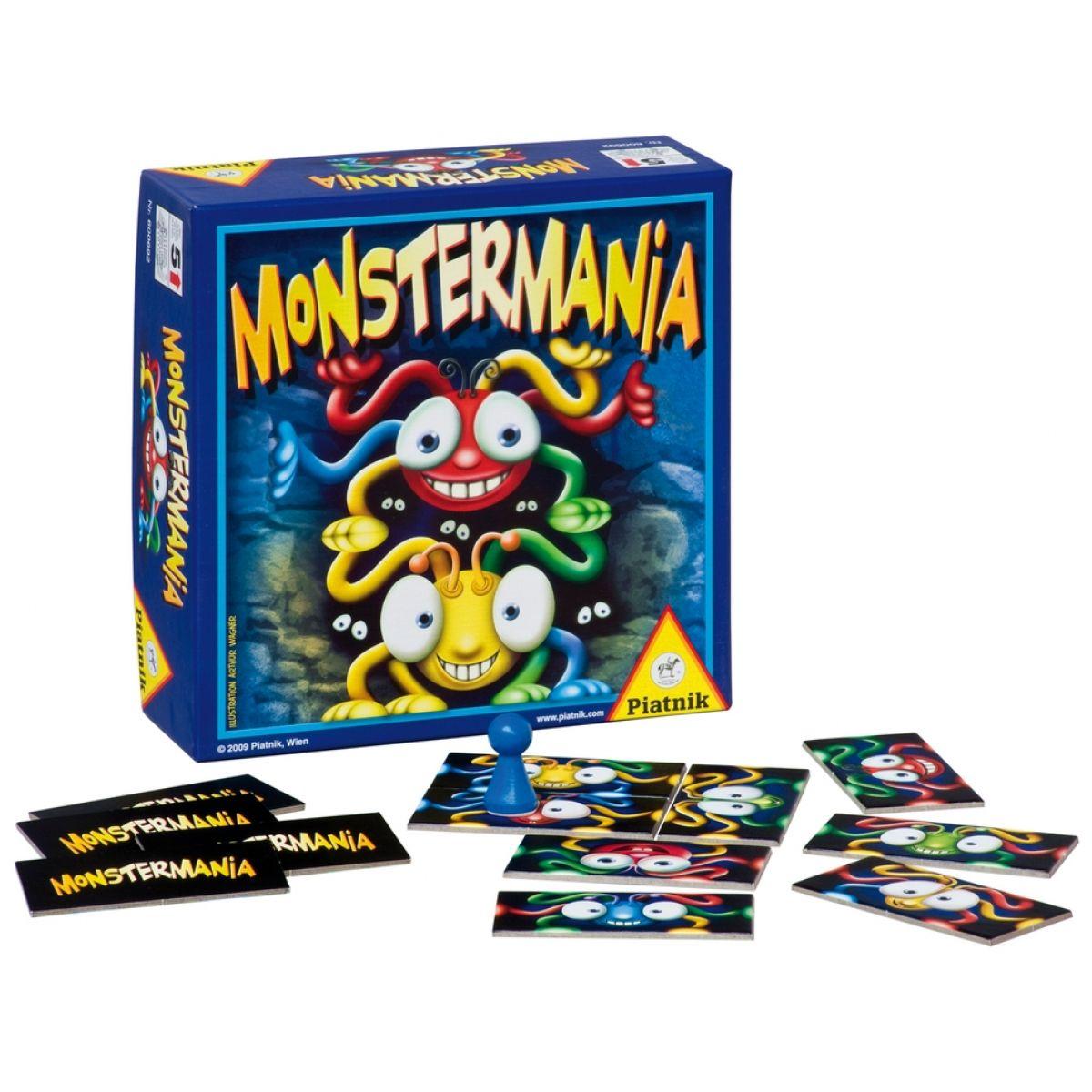 Piatnik Monstermania