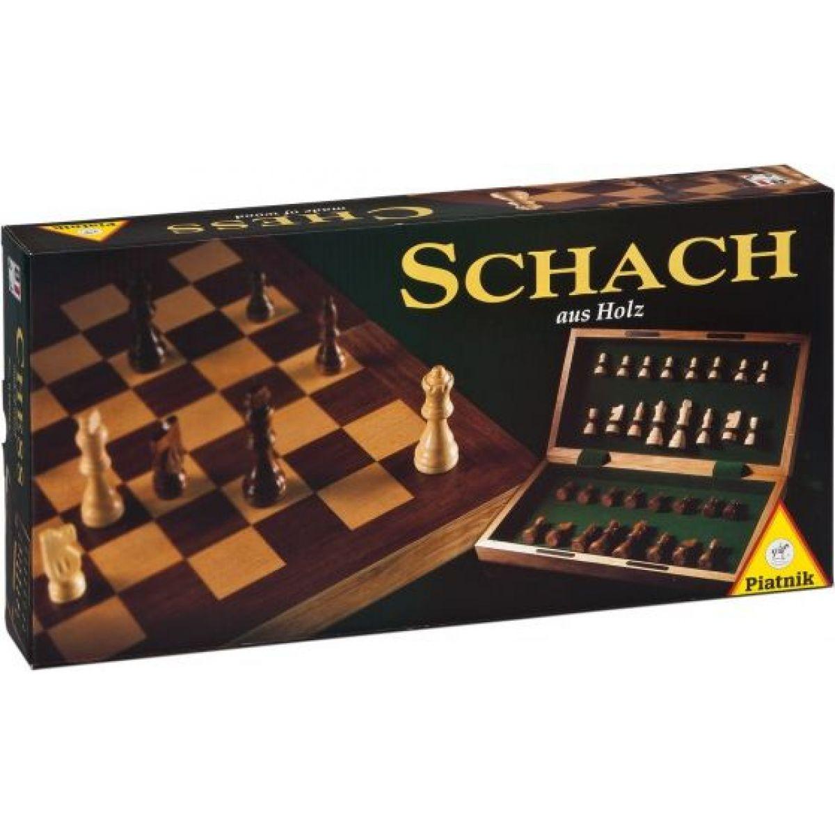 Piatnik Šachy De Luxe