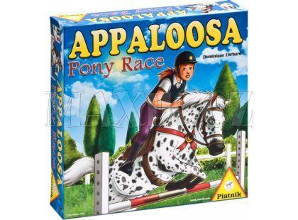Piatnik Společenská hra Appaloosa Pony Race
