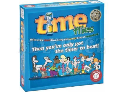 Piatnik Time Flies Activity English