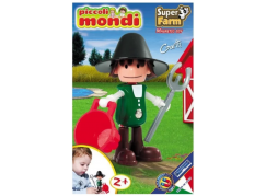 Piccoli Mondi Sedlák Garth