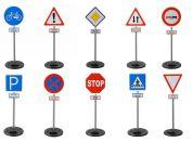 Pilsan Dopravní značky velké - Poškozený obal