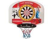 Pilsan Toys Basketbalová deska - Červená