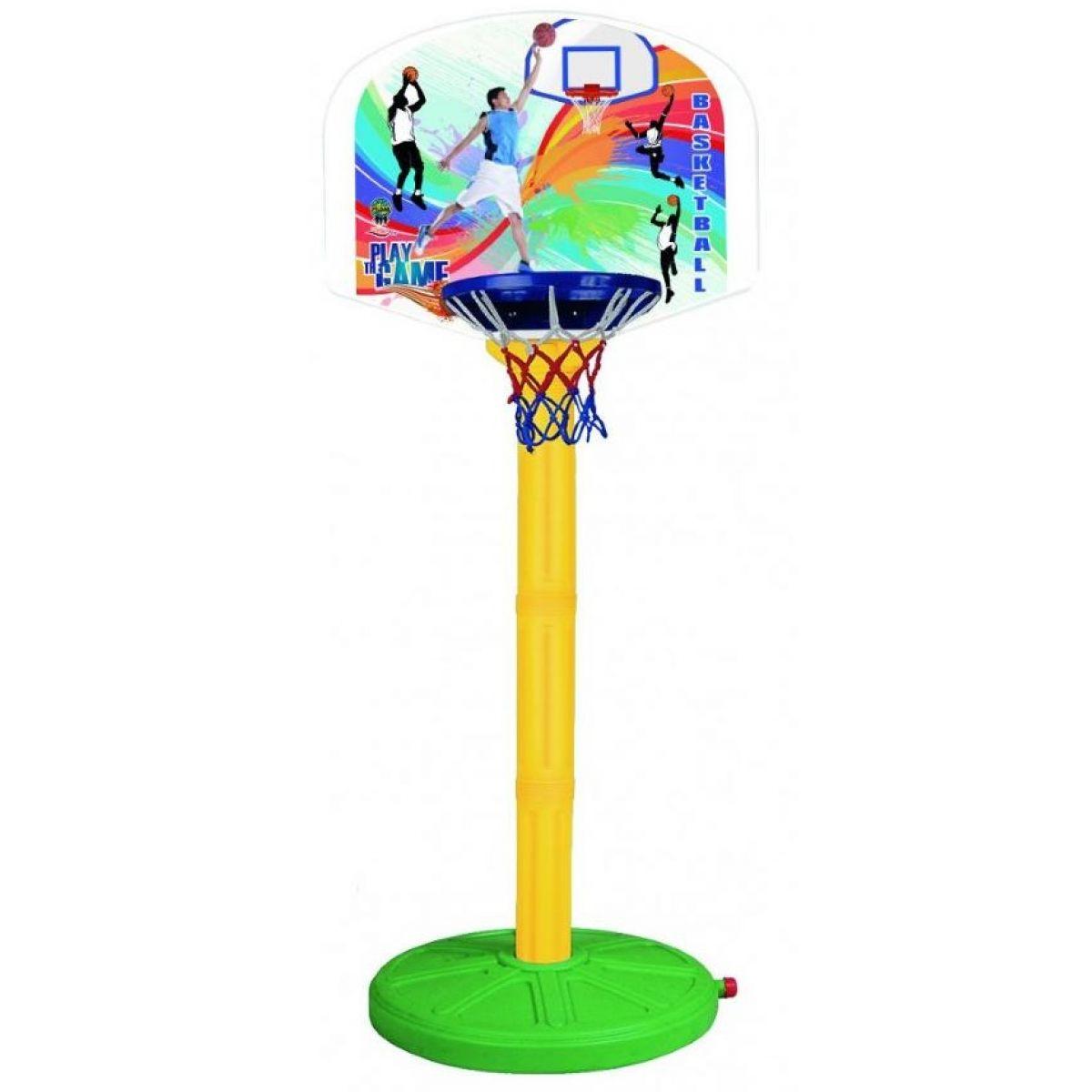 Pilsan Toys Basketbalový koš se stojanem