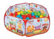 Pilsan Toys Hrací ohrádka a 200 míčků