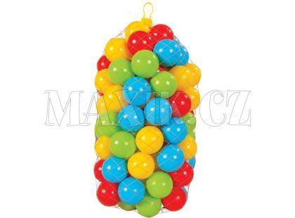 Pilsan Toys Pytel plastových 6cm míčků 50ks