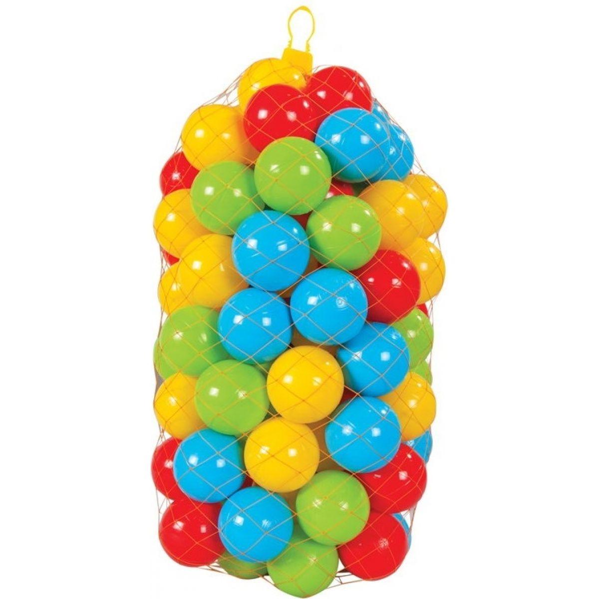 Pilsan Plastové míčky 6 cm - 50 ks