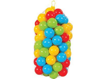 Pilsan Toys Pytel plastových 6cm míčků 80ks