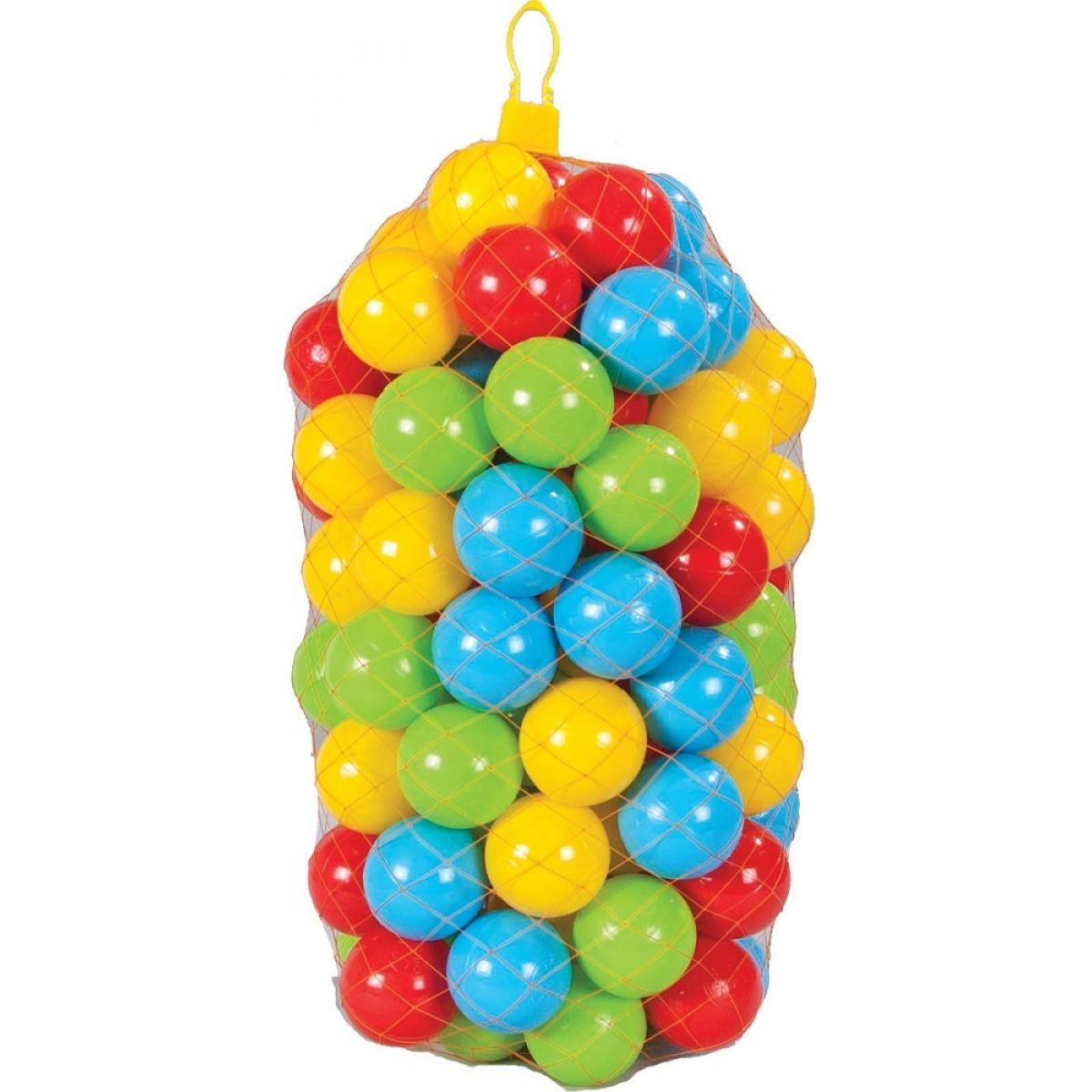 Pilsan Plastové míčky 7cm - 50 ks