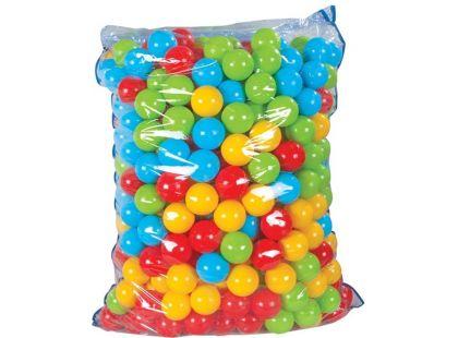 Pilsan Toys Pytel plastových 9cm míčků 500ks