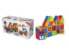 Pilsan Toys stavebnice Genius 56 ks