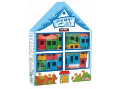 Pilsan Toys stavebnice Mini City 40 ks