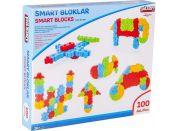 Pilsan Toys stavebnice Smart Blocks - 100 ks