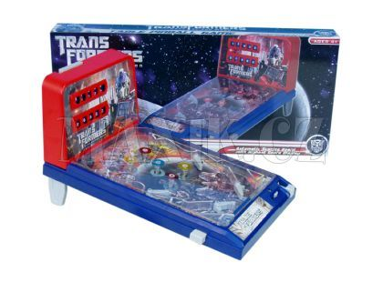 Pinball Transformer 42x28cm