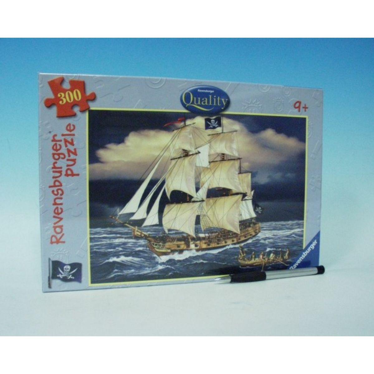 Pirátská loď  300d Ravensburger