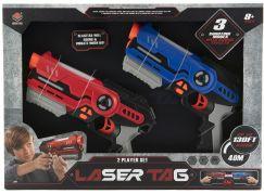 Pistole 2ks se zaměřovačem se zvukem a se světlem