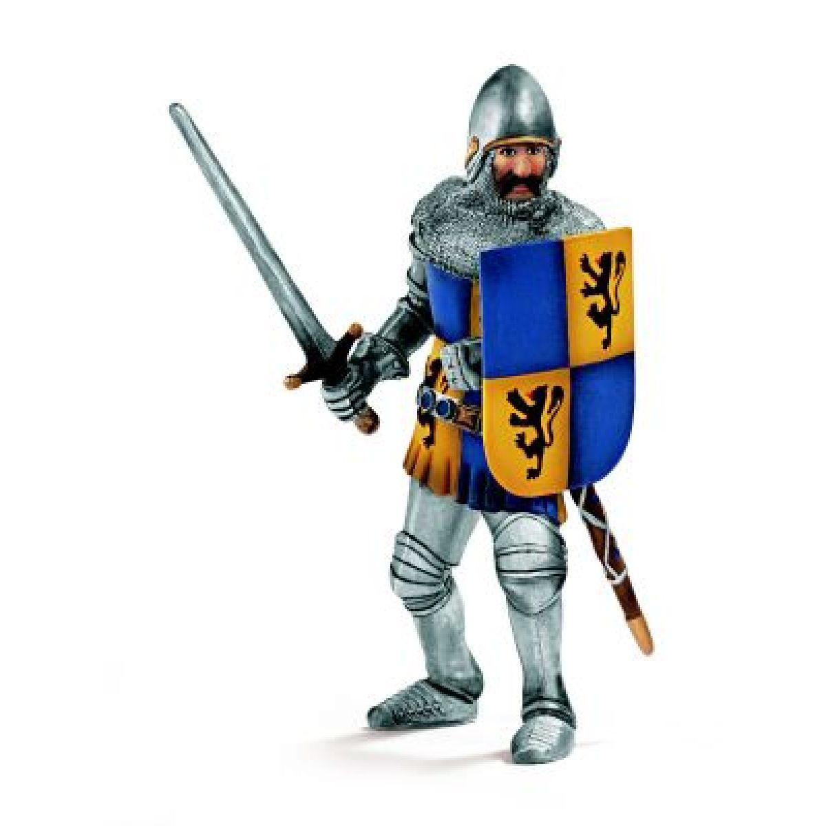 Pěšák s mečem Schleich