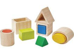 Plan Toys Geometrická vkládačka