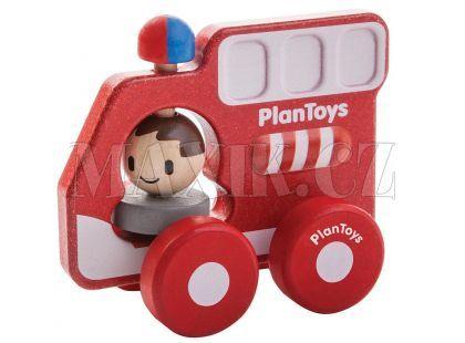 Plan Toys Hasičské auto