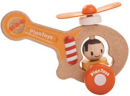 Plan Toys Helikoptéra