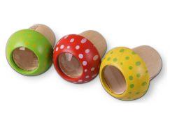 Plan Toys Kaleidoskop - houbička