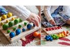 Plan Toys Kreativní kolíčková tabule 4