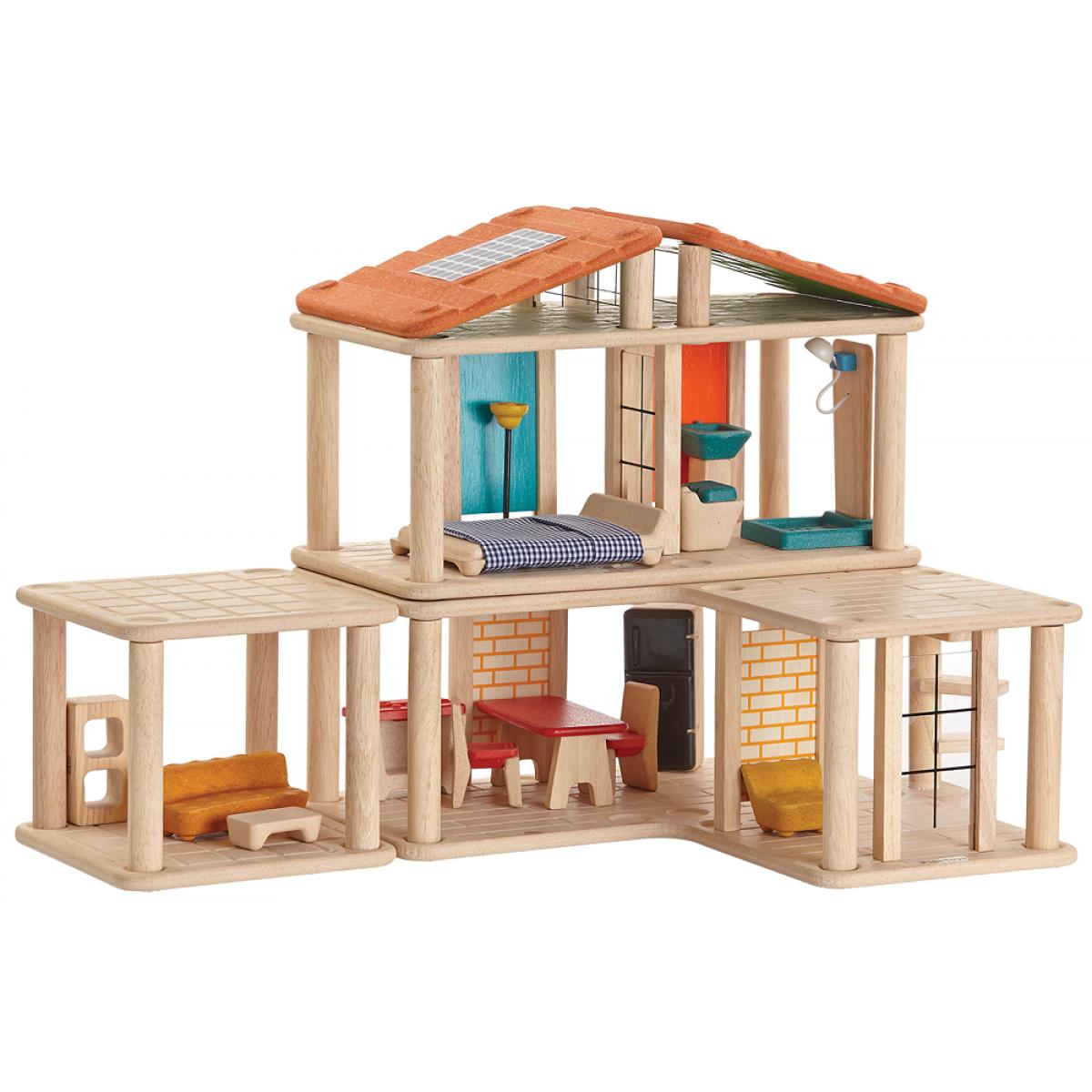 Plan Toys Kreativní domek pro panenky