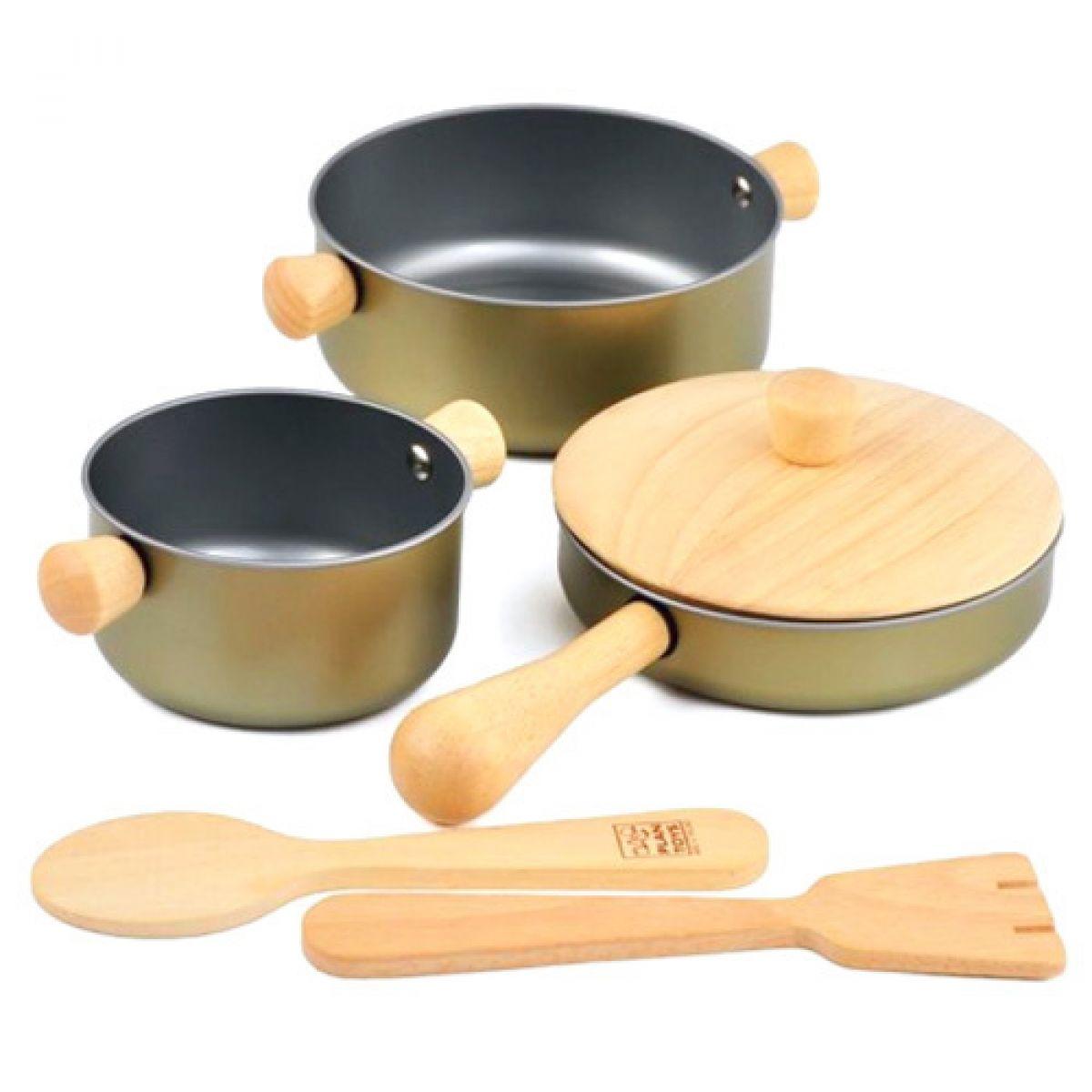 Plan Toys Kuchyňské nádobí