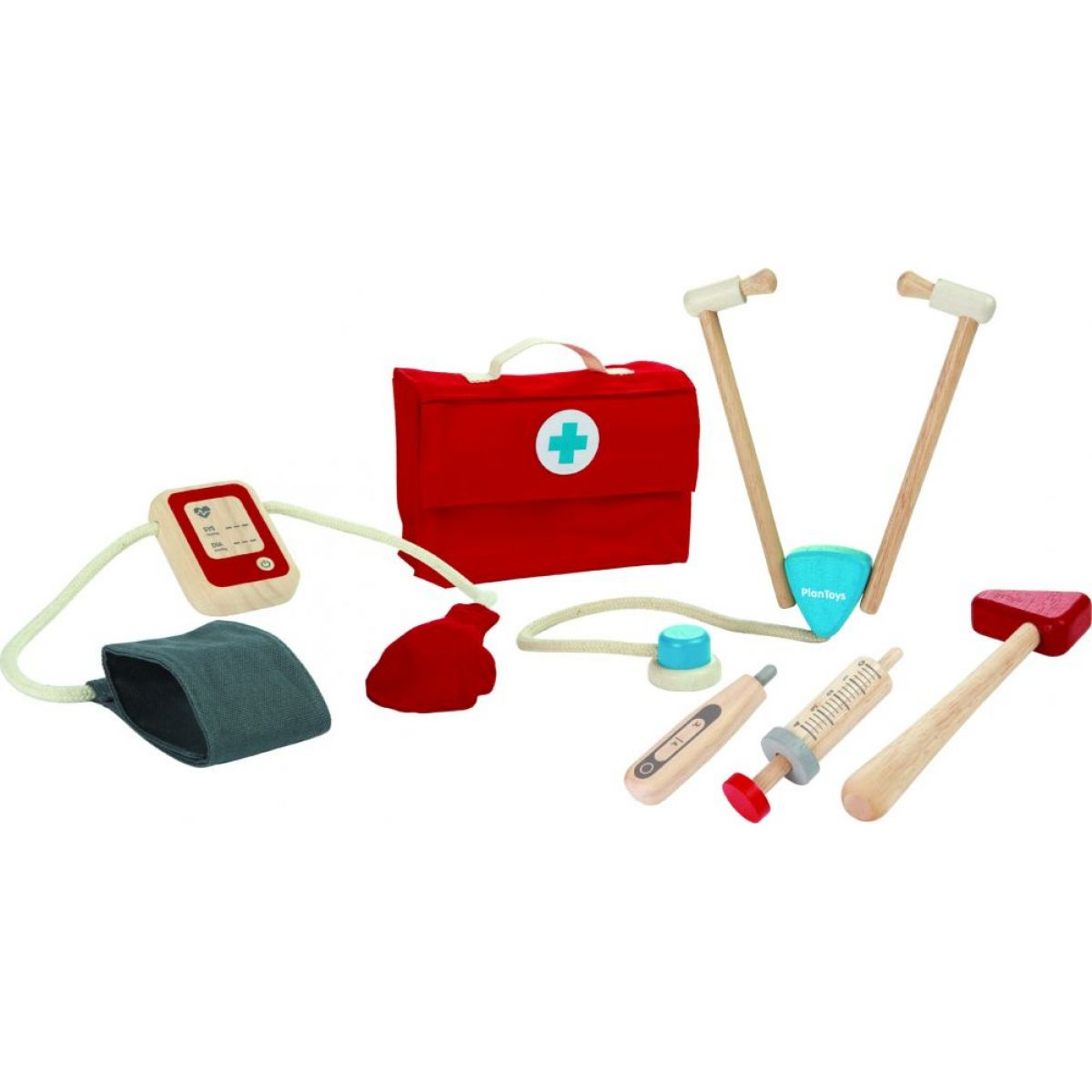 Plan Toys Lékařský set