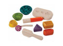Plan Toys Set na lisování modelíny
