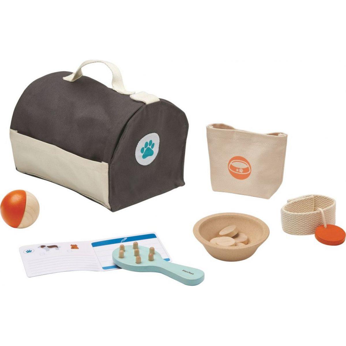 Plan Toys Set pro dětské domácí mazlíčky