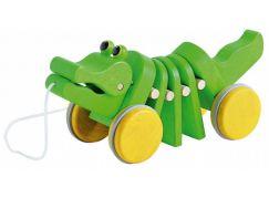 Plan Toys Tahací krokodýl