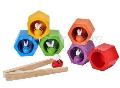 Plan Toys Včelí úly