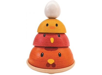 Plan Toys Vývoj kuřátek