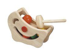 Plan Toys Zatloukačka s kuličkami