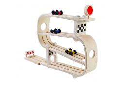 Plan Toys Závodník na šikmé ploše
